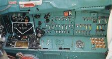 Navigation Remote Control MIG-25 Russian Soviet Fighter Original