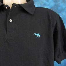 vintage 90s CAMEL CIGARETTES POLO T-Shirt XL tobacco marlboro soft