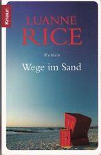Wege im Sand von Suanne Rice