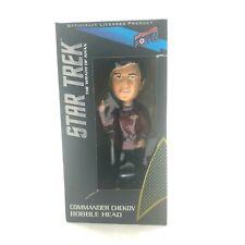 Star Trek Ii: The Wrath of Khan - Commander Chekov Bobble Head - Damaged Box
