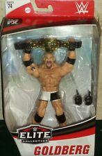 WWE Lucha Libre Figura MATTEL Elite Collection Goldberg #74 En Caja Nuevo