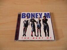 CD Boney M. - Best of - 1997 - 17 Songs