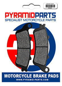 Rear brake pads for Honda ST1100 Pan European 96-02