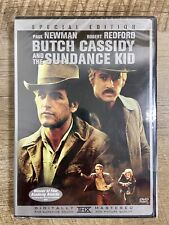 Butch Cassidy and the Sundance Kid Dvd Special Edition New Newman Redford Sealed