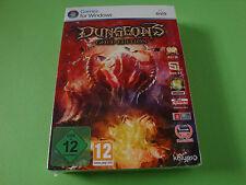 PC Spiel Dungeons - Gold Edition (PC, 2012, DVD-Box)