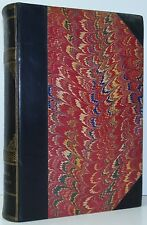 EDWARD BULWER LYTTON Devereux Godolphin FINE BINDING C1890