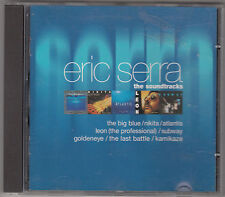 ERIC SERRA - the soundtracks CD