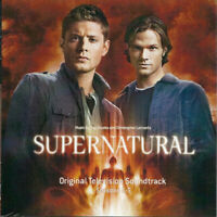 Supernatural : Season 1- 5 - Chris. Lennertz - WaterTower - Score Soundtrack CD