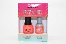 31155 - Orly Gel FX .3oz + Nail Lacquer .6oz Combo - Summer Fling