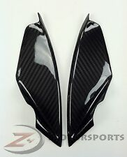 2003-2006 Ducati 749 999 Air Duct Intake Vent Cover Fairing 100% Carbon Fiber