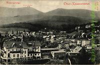 AK Karpacz (Ober Krummhübel) Riesengebirge, Totalansicht, 1909, 15/06