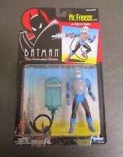 Mr. Freeze 1993 BATMAN THE ANIMATED SERIES Kenner MOC