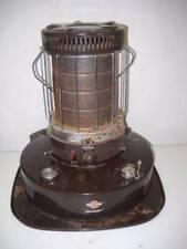 Vintage Kero-Sun Moonlighter Metal Kerosene Heater Camping 1.7 G 8700 BTU As Is