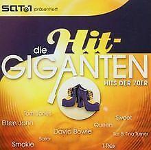 Die Hit Giganten - Hits der 70er von Various | CD | Zustand gut
