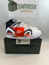 Nike Air Tech Challenge 2 II Hot Lava Mens 9.5 CJ1437-100 Andre Agassi