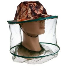 Outdoor Fisherman Hat Insect Bee Mosquito Resistance Net Head Face Protector Cap