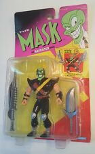 The Mask Animated Series Ninja Mask On Italian Card