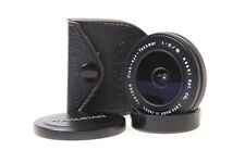 Pentax Fish Eye Takumar 18mm F/11 Lens Very Rare M42 Screw Mount