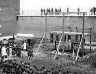Photograph Civil War President Lincoln Assassination Hanging  Year 1865  8x10