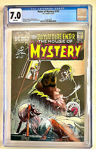 House of Mystery #192 CGC 7.0