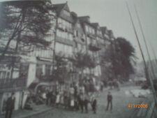 Hamburg - alte Fotografien - Butenkajen 1883, Hohe Brücke 1884