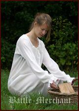 Mittelalter Kleid, Unterkleid, Nachthemd, Prinzessin, Burgfräulein, Magd