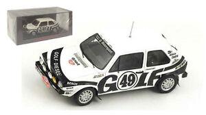 Spark S3211 Volkswagen Golf Diesel Monte Carlo Rally 1978 - J Kleint 1/43 Scale