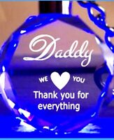 Gifts for Daddy dad fathers from daughter son or wife keepsake mens for him