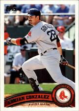 2011 Topps Update Baseball Card Pick 1-256