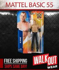 KANE WWE MATTEL BASIC SERIES 55 ACTION FIGURE TOY (BRAND NEW) - MINT