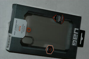 UAG Urban Armor Gear Rugged Protection PLYO Case, For iPhone XR, Clear/Black