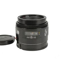 Sony-A Minolta AF 50 mm 1:1,7