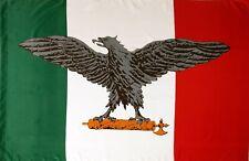 Bandiera Repubblica Sociale Italiana RSI flag NEW nuova