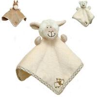 Super Soft Newborn Baby Babies Childs Comforter Blanket First Teddy Bear Pony