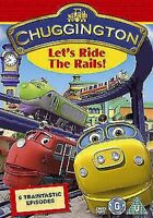 Chuggington - Lets Ride The Rails DVD Nuovo DVD (2EDVD0349)