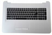 Original Français palmrest avec clavier keyboard HP Pavilion Notebook 17-X 17-Y
