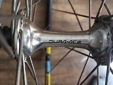 Shimano Dura Ace 7400 Hub w/ Mavic Open Pro cd 700c Road Front Wheel