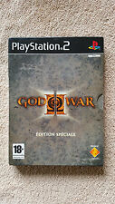 God of war 2 édition collector / ps2 / complet / fr /envoi gratuit et protégé