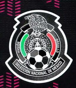Mexico National Soccer Team Jersey Patch 2020/21 Iron/Sew On