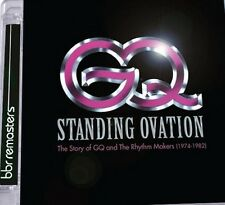 GQ - Standing Ovation: Story Of GQ & The Rhythm Makers [New CD] UK - Import