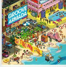(EM17) Groove Armada, Get Down ft Stush - 2007 DJ CD