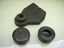 XS 650 74-83 447+ SPECIAL fuel tank Locating Mounting Rubber Damper 3 pieces set