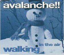 AVALANCHE Walking in the Air MIXS CD Howard David Blake