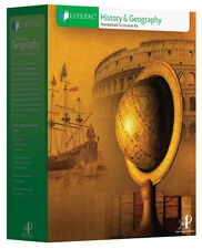 AOP Lifepac History & Geography Complete Grade 11 Set