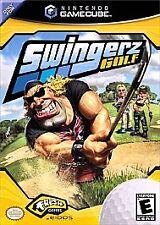 Swingerz Golf (Nintendo GameCube, 2002)