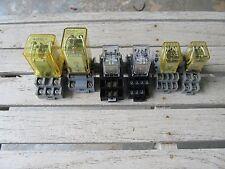 Relay Assortment Idec RU SR2P-05 SR3B05 SH2B-05 SD-8B SG-14B SY4S-05