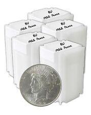 1922 Silver Peace Dollar BU Lot of 100 Beautiful Coins Minted in Philadelphia
