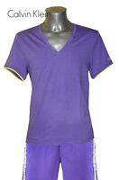 Calvin Klein T-Shirt lila Bademode  M Art. 58260Z3