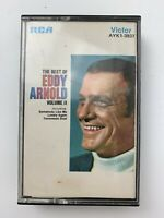 Eddy Arnold The Best of Volume II (Cassette)