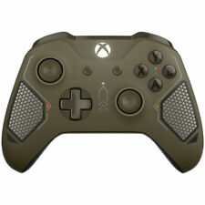 Genuine Combat Tech Limited Edition Microsoft Xbox One S Wireless Controller.